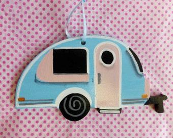 Cute Camper Ornament