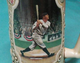 Babe Ruth The Called Shot Legends Of Baseball Stein