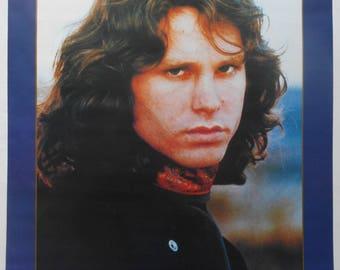 THE DOORS Jim Morrison 1943-1971 Rare Vintage 1992 Issue Colour POSTER