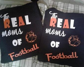 Real Moms of Football/ Football Mom/ Football Dad/ Real Dads of football/