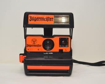 Polaroid 600 Jägermeister - Rare Edition