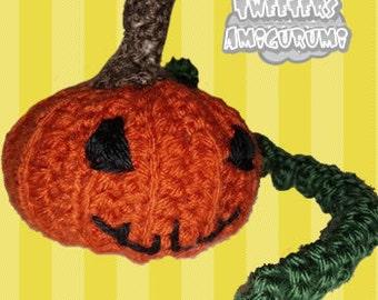 Amigurumi Halloween Pumpkin