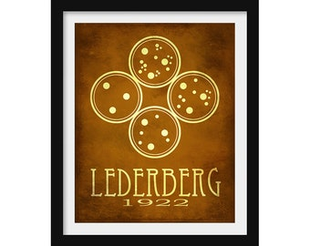 Microbiology Gift, Esther Lederberg, Science Poster, Petri Dish, Bacteria Art, Microbiologist Gift, Women in Science Gift, Biology Gift