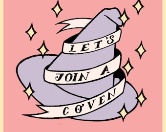 Let's Join a Coven