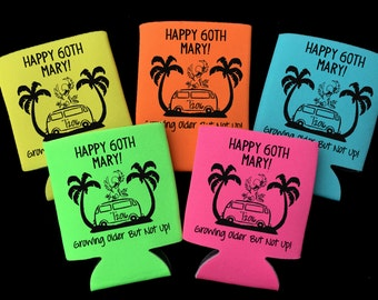 Jimmy Buffett Birthday favors- Growing Older but not up!