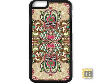 "iPhone X Case, iPhone 8 Case, Galaxy S8 ""Morocco Rose"""