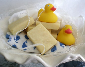 Handmade Natural Baby Soap Vegan Friendly