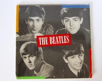 The Beatles Calendar Collectible Beatles Memorabilia