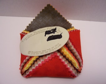 Timeless Treasures 4.5 Inch Fabric Charm Pack 20 Squares Per Pack Quilting Red Yellow Brown NEW