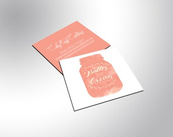 """Square Business Cards, 2.5"""" x 2.5"""""""