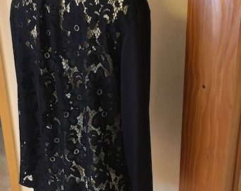 Cathy shirt lace