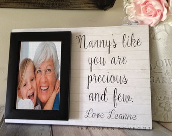 Grandmother Gift - Gift For Grandma - Personalized Gift For Mom - Nana Gift - Christmas Gift For Her - Custom Mom Gift