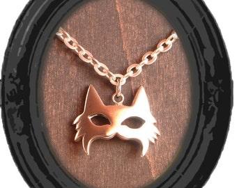 Riot Cat Mask