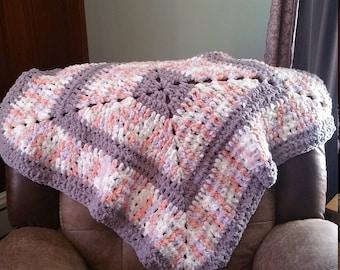 Large baby blanket