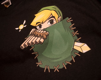 T-Shirt Chibi Link - Zelda