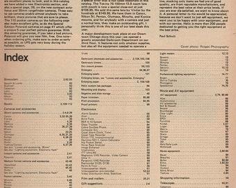 BTS Helix 1980 Catalog Chicago Illinois No Cover