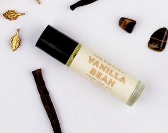 Vanilla Perfume - Vanilla Bean Noel Roll On Perfume - Gift for Her - Gift for Women - Gift for Girlfriend