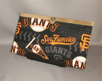 Wallet - DIVA Wallet - Clutch Wallet - San Francisco Giants - Baseball