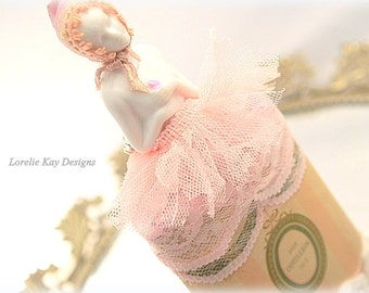 The Cotillion  Art Doll Assemblage Art Doll One-of-a-kind Mixed Media Sculpture Mother Day Gift