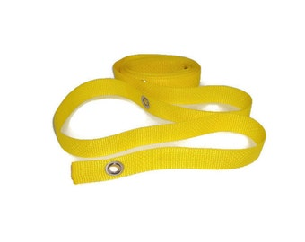Dog Agility Equipment -Weave Pole Placer YELLOW for 12 Weave Poles | IN STOCK and ready to ship!