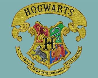 Hogwarts Crest-Hogwarts coat of arms