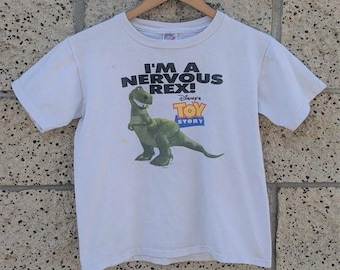 Vintage Toy Story Rex t-shirt