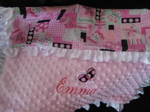 Custom Silky Blanket