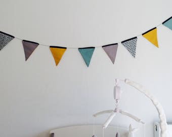 10 adjustable Bunting reversible and adjustable
