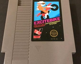 Nintendo NES Excitebike Free Shipping!