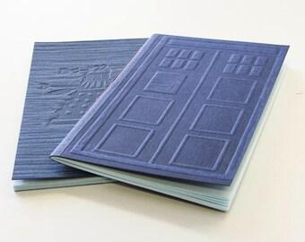 TARDIS Booklet