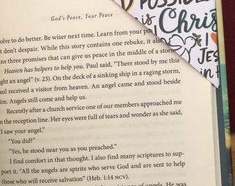 Christian Corner Bookmark