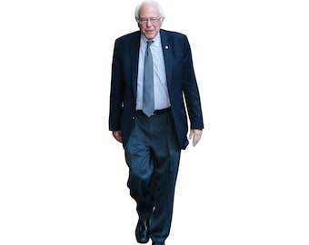 Bernie Sanders Cardboard cutout life size stand up: 2016 for President SU-2215