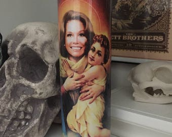 St Mary Tyler Moore Prayer Candle