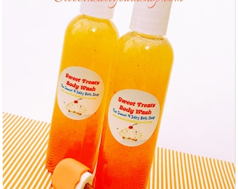 Dreamsicle Sweet Treats Bath/Shower Body Wash-More Yummy Scents to Choose from!!