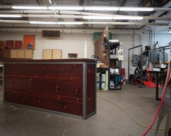 Custom Bar for home and business use