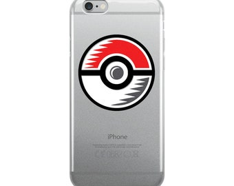 Pokemon Pokeball Pokemon GO Pokeball iPhone Case