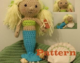 Crochet Mermaid Pattern