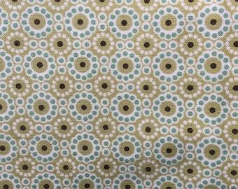 Harmony by Rosemarie Lavin for Windham Fabrics: Pattern 26569 Green Geometric Dots