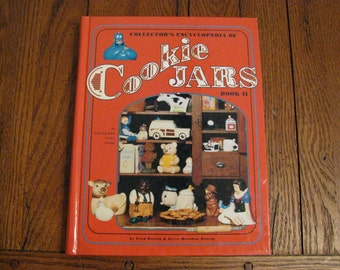 Collector's Book of Cookie Jars by Fred and Joyce Roerig