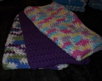 DC-007 Crochet Dishcloths