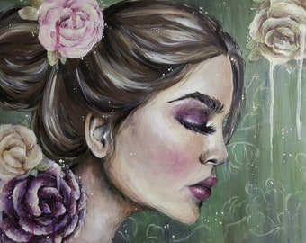Sweet Melancholy - Fine Art Print