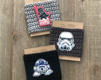 Star Wars Cup Cozy, Limited Edition item, coffee sleeve