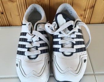 Vintage 1990 725 originals stripped running shoes 6US