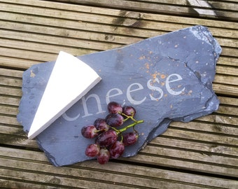 Cheese Platter - Cheese Board - Cheese Slate - Cheese Plate - Cheese Tray