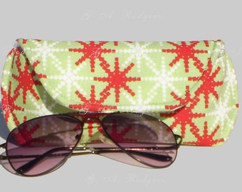 Twinkle Medium Sunglass Case, Eyeglass Case - Free Shipping in the US