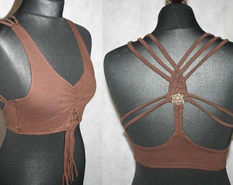 TANK TOP, Top Yoga, Crop Top, Psytrance, psy tank top, Hippie clothes, Hippie tank top, Festival clothes, rave, pixie, gypsy