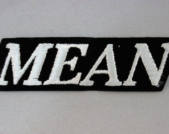 Mean Patch