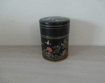 Small Tin Made in Switzerland Vintage Tin