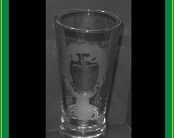 Dr. Who - Eighth Doctor, Paul McGann tumbler - MajikCraft Exclusive! You CAN'T get these anywhere else!
