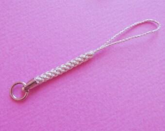 Charm Armband (Silberfaden)